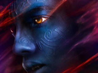 HD Wallpaper | Background Image Kodi Smit-McPhee as Nightcrawler X-Men Dark Phoenix