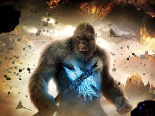 Kong 2021 wallpaper
