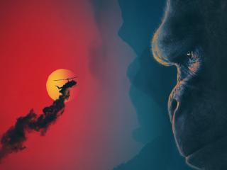 Kong Skull Island wallpaper
