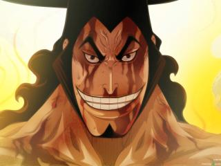 Kozuki Oden One Piece Art wallpaper