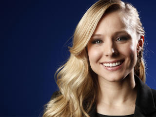 Kristen Bell Happy Images wallpaper