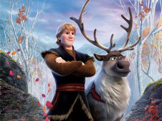 Kristoff Frozen wallpaper
