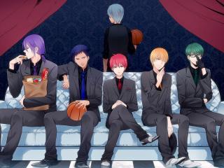 kuroko no basket, basketball kuroko, akashi seijuurou wallpaper
