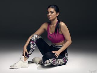 Kylie Jenner Puma Fierce 2017 wallpaper