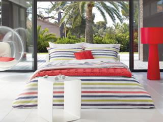 lacoste, collection, bed linens wallpaper