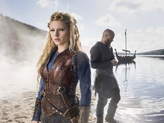 Lagertha Vikings wallpaper