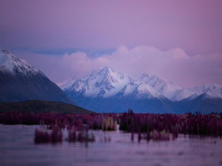 Lake Tekapo New Zealand wallpaper