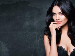 Latest Photoshoot Of Esha Gupta  wallpaper