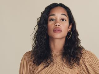 HD Wallpaper | Background Image Laura Harrier 2019