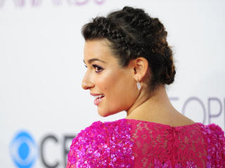 Lea Michele New Hair Cut Images wallpaper