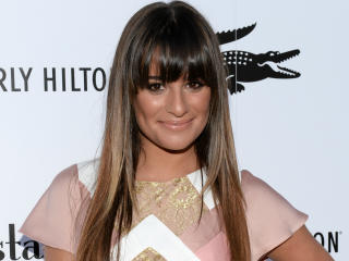 Lea Michele On Stage Images wallpaper