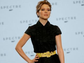 lea seydoux, actress, style wallpaper
