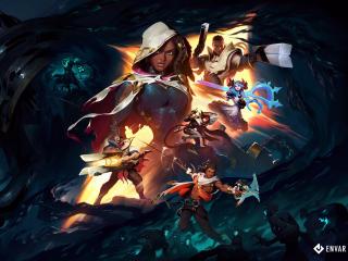 League Of Legends HD Cool Gaming wallpaper