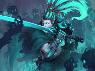 League Of Legends Yasuo wallpaper