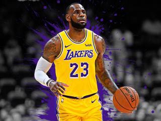 LeBron James 23 NBA Wallpapers