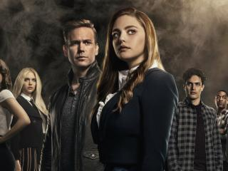 Legacies Tv Show wallpaper