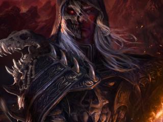 legend of the cryptids, art, man wallpaper