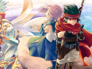 Legend of the Tetrarchs wallpaper