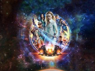 Legends Of Tomorrow Season 04 wallpaper