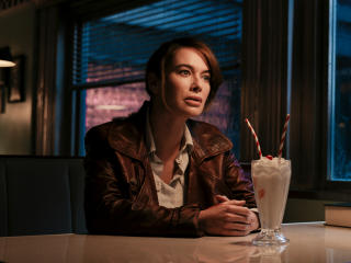 Lena Headey Gunpowder Milkshake Movie wallpaper