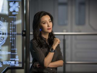 Li Bingbing in The Meg Movie 2018 wallpaper