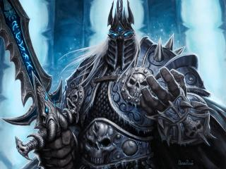 Lich King World Of Warcraft wallpaper