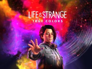 Life is Strange True Colors Poster wallpaper