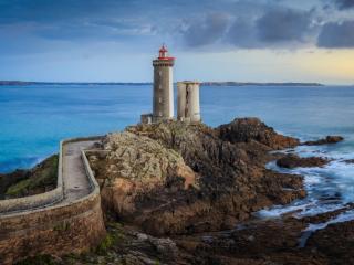 Lighthouse 4k Photography wallpaper