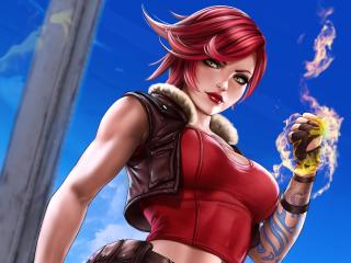 Lilith Borderlands wallpaper