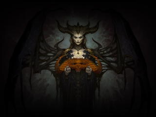 Lilith In Diablo 4 wallpaper