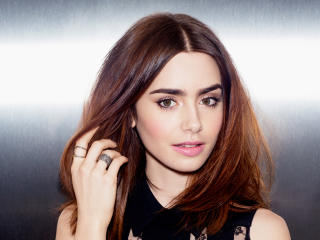 Lily Collins 2019 wallpaper