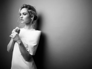 lily james, celebrity, photoshoot wallpaper