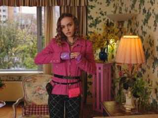 Lily Rose Depp 2019 wallpaper