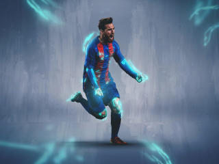 Lionel Messi 2019 wallpaper