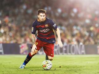 Lionel Messi FC Barcelona wallpaper