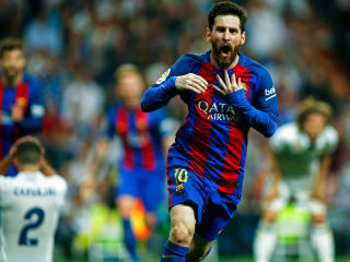 Lionel Messi Footballer wallpaper