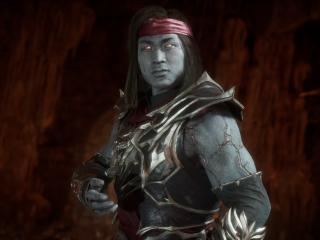 Liu Kang in Mortal Kombat 11 wallpaper