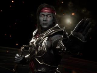 Liu kang Mortal Kombat wallpaper