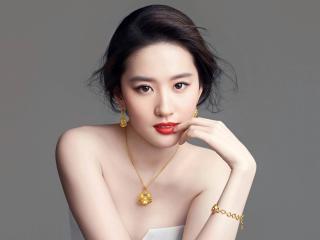 HD Wallpaper   Background Image Liu Yifei 2018