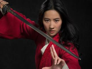 HD Wallpaper | Background Image Liu Yifei as Mulan