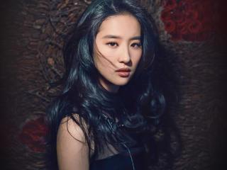 HD Wallpaper   Background Image Liu Yifei