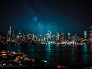 Live City 4K wallpaper