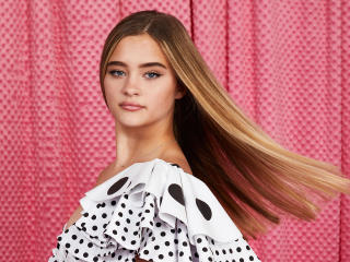 HD Wallpaper | Background Image Lizzy Greene Photoshoot