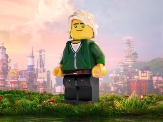 Lloyd Garmadon from Kai - The LEGO Ninjago Movie wallpaper