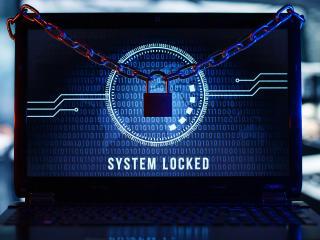 Locked System HD wallpaper