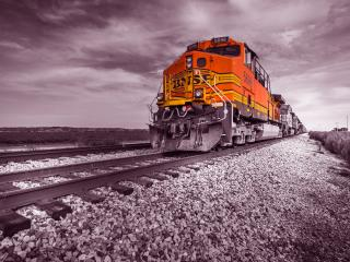 Locomotive Train wallpaper