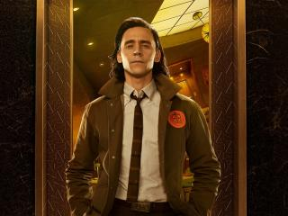 Loki 2021 HD Tom Hiddleston wallpaper