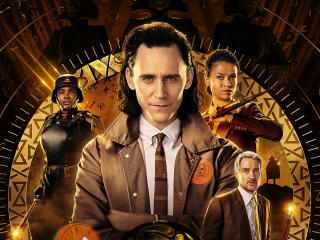 Loki Disney Plus 2021 wallpaper