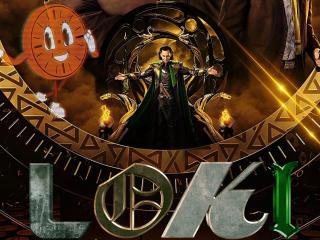 Loki Timekeepers wallpaper