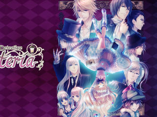 London Detective Mysteria wallpaper